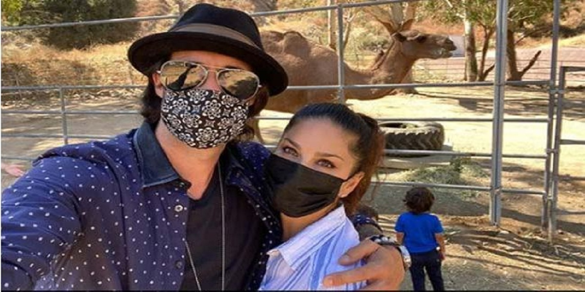 Sunny Leone's hilarious caption to her photo will make you laugh