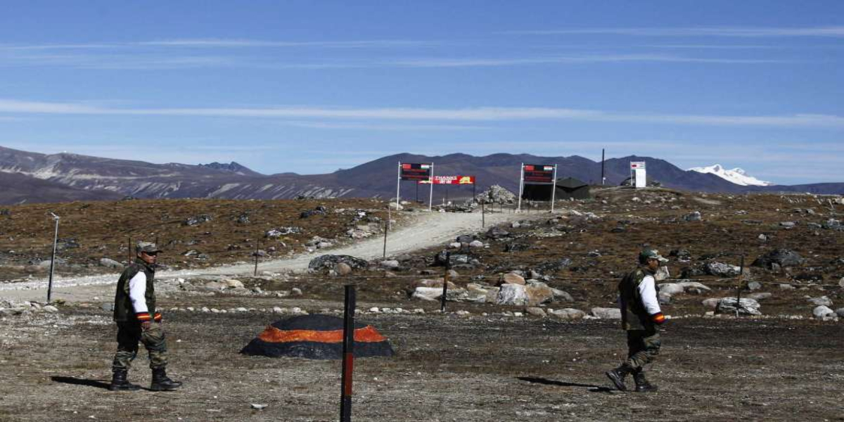 China to release five Indians detained at border