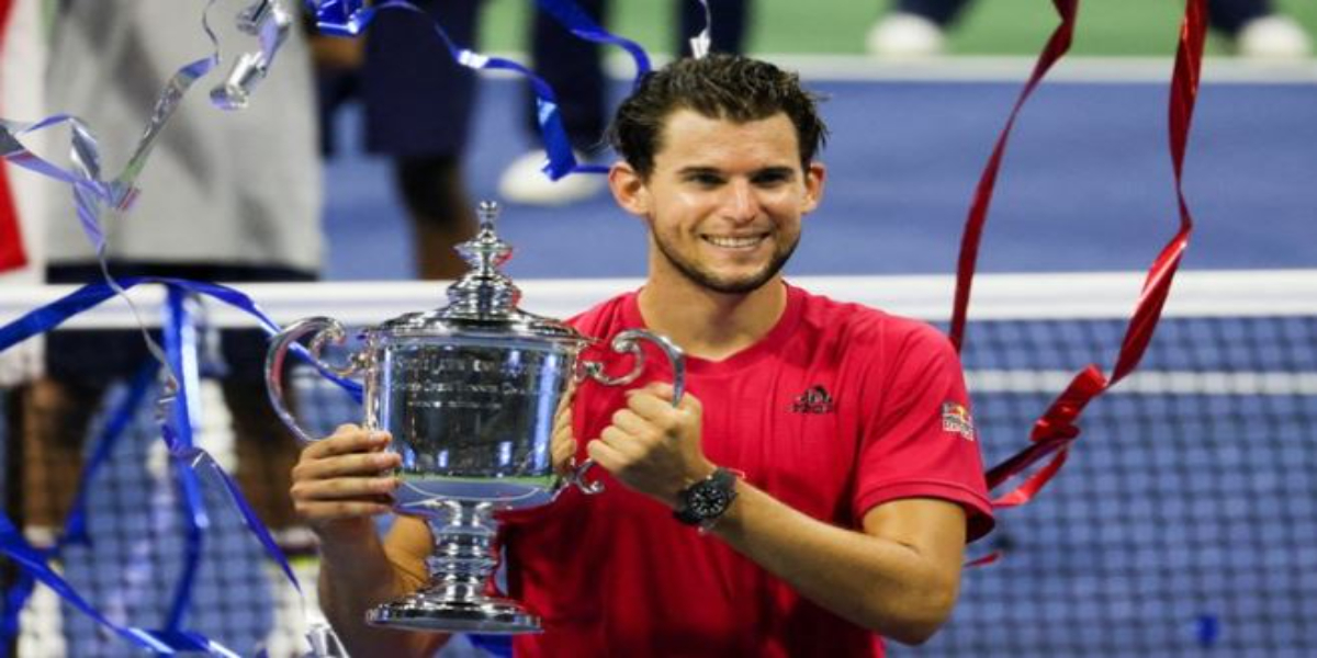 Dominic Thiem wins US Open final