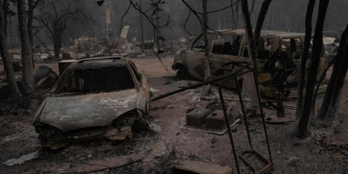 Facebook Oregon wildfires