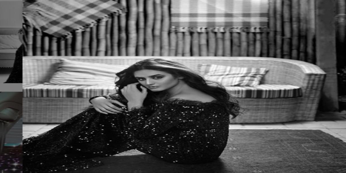 Hira Mani photo shoot
