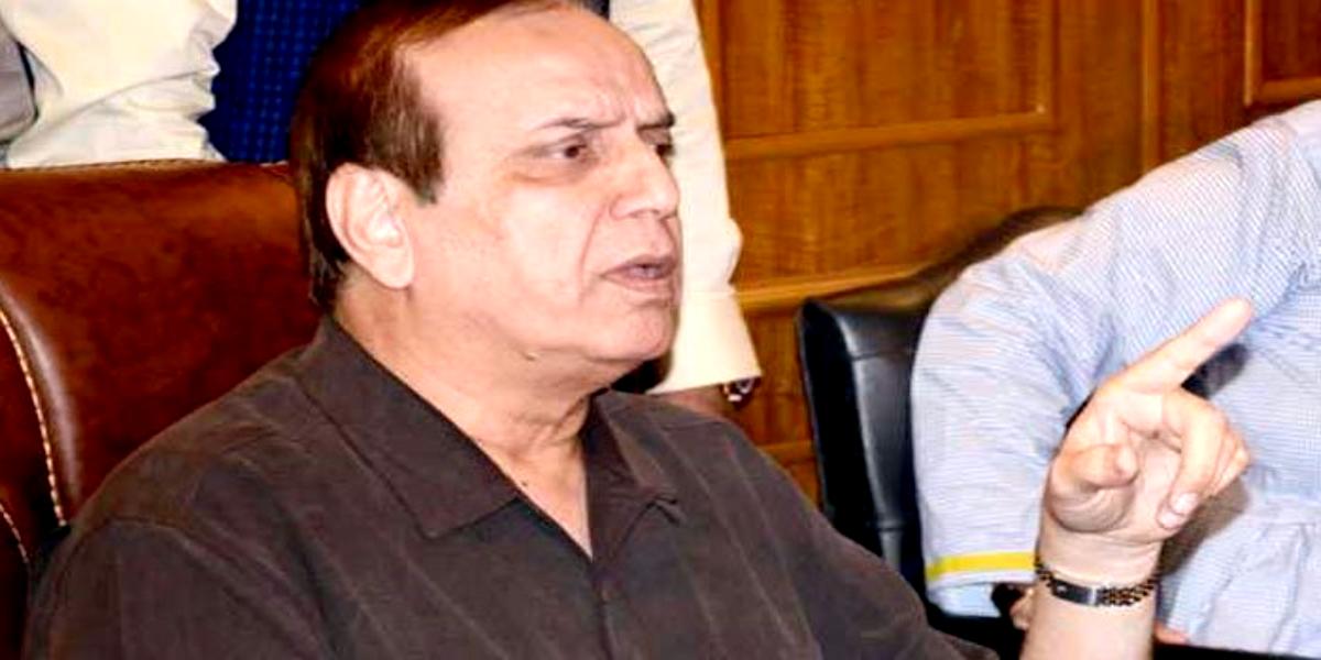 Imtiaz Ahmed Shaikh