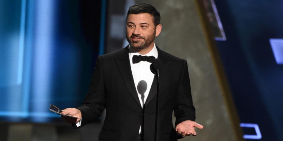 Emmys 2020 Jimmy Kimmel