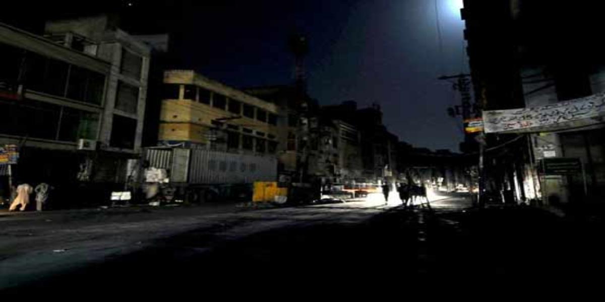 Karachi power shortage
