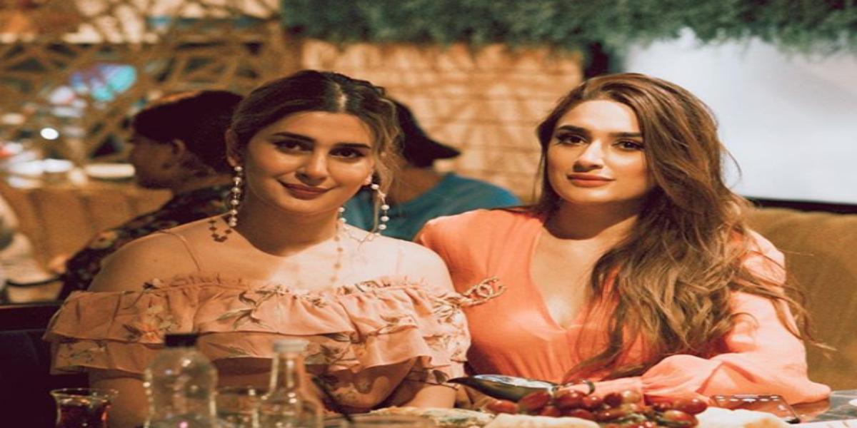 Kubra Khan posts fun video with sister