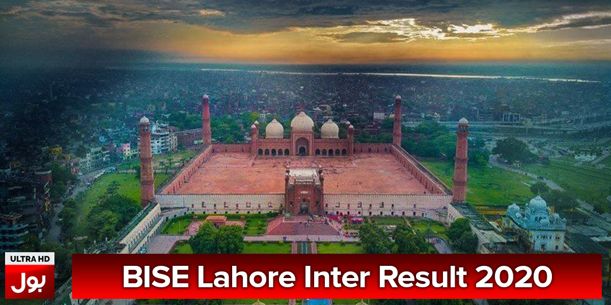 BISE Lahore Intermediate Result