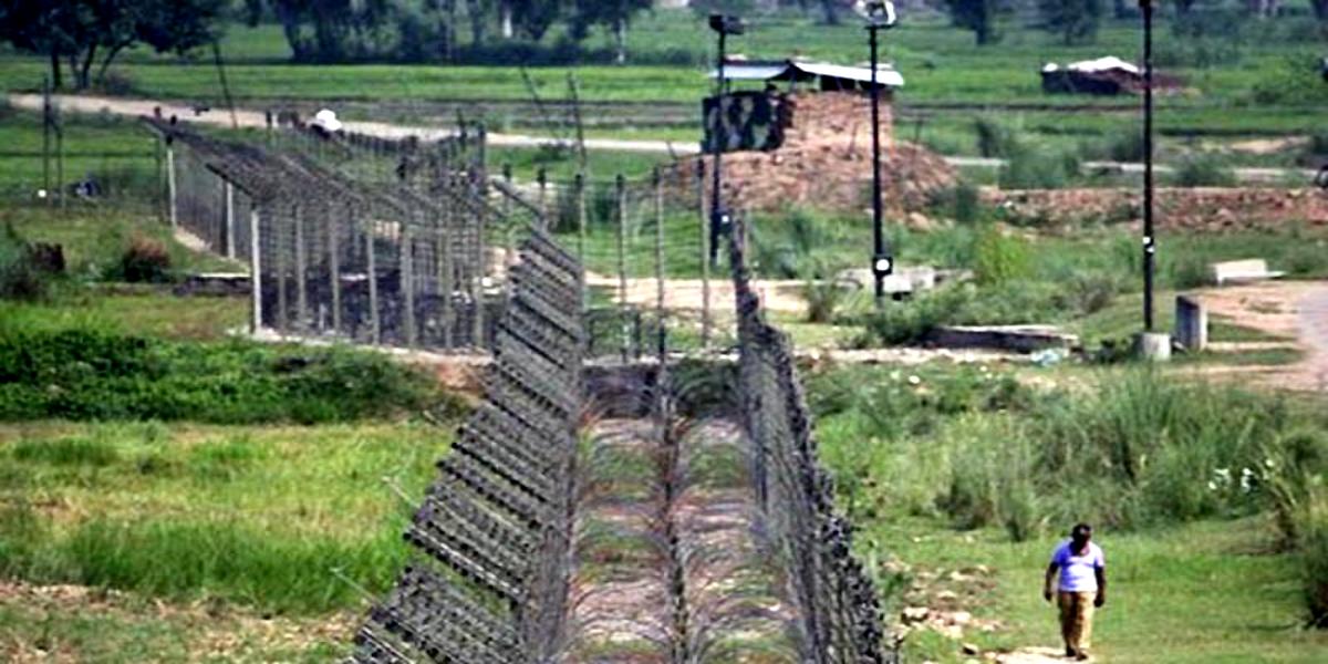 LoC Indian troops firing
