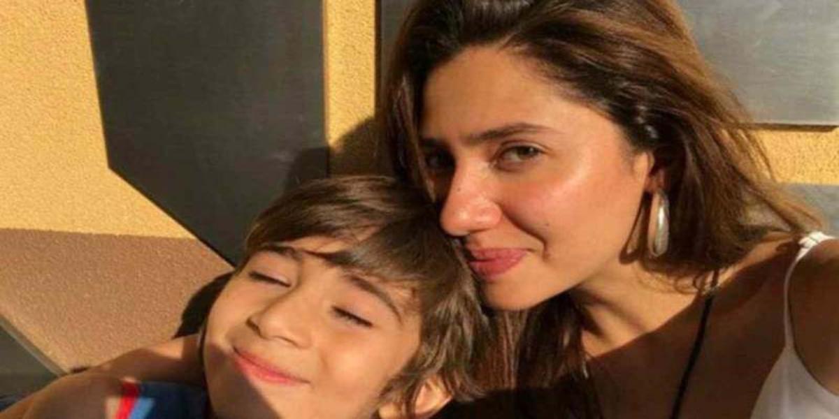 Mahira Khan's son Azlan turns 11-year-old