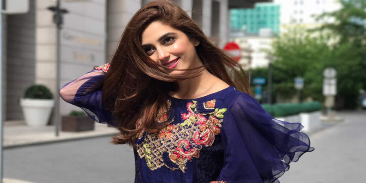 What does Maya Ali do in her free time?