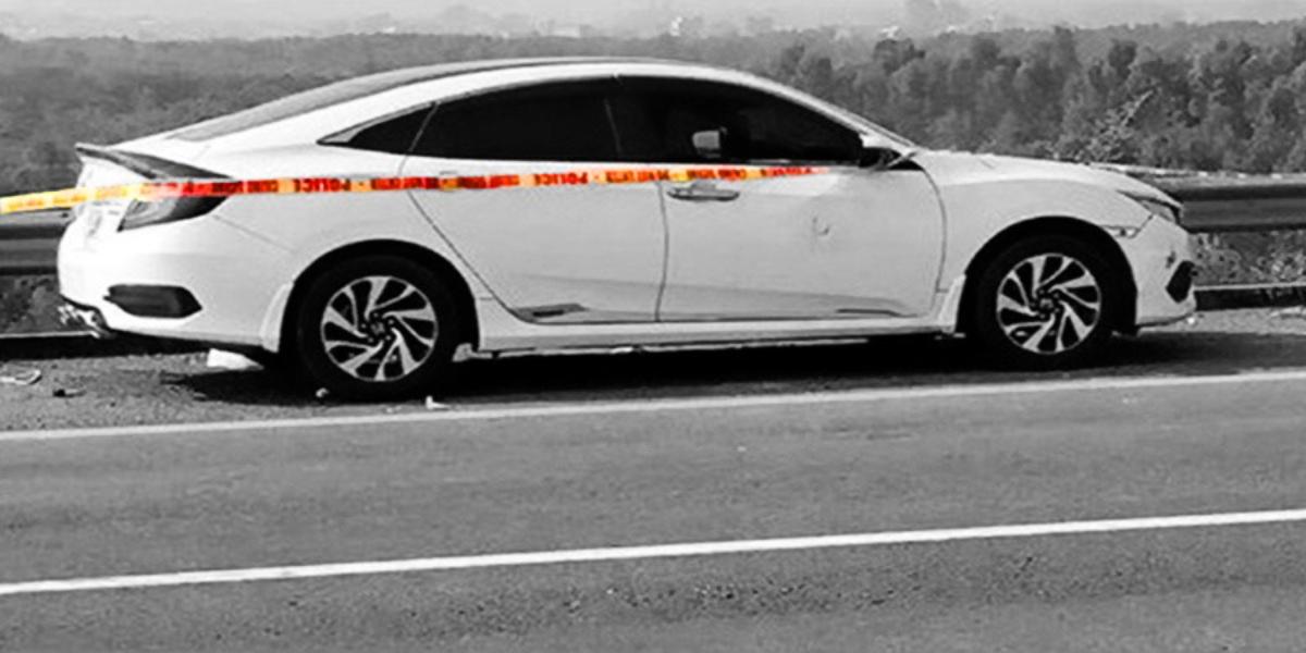 Lahore motorway incident