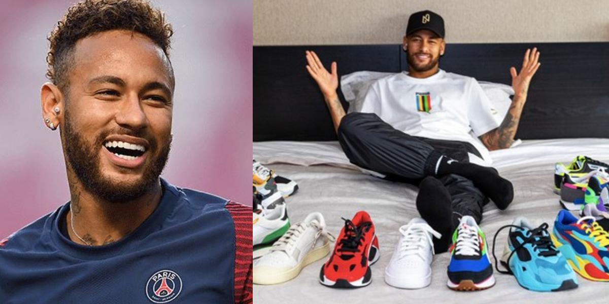 Neymar Jr Puma deal