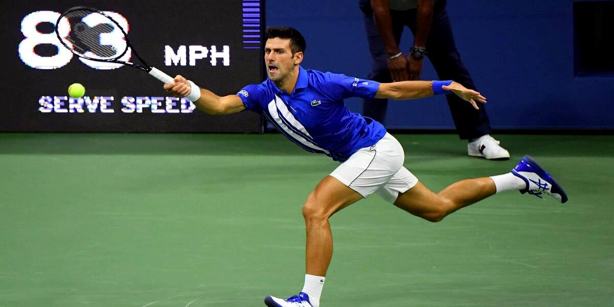 Novak Djokovic demands electronic line judges