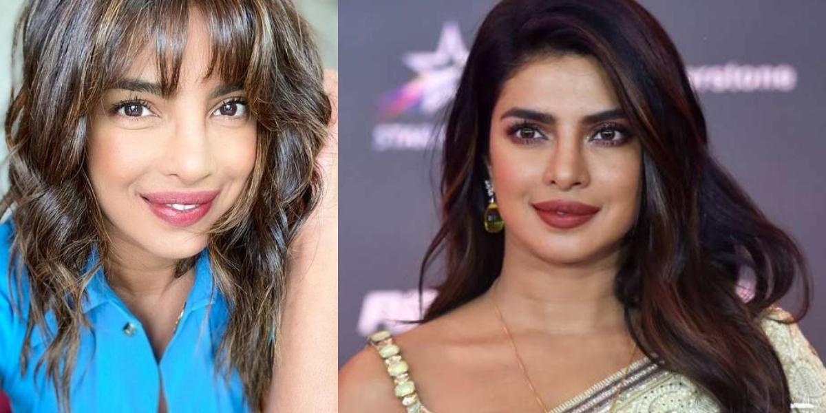 Priyanka Chopra new haircut