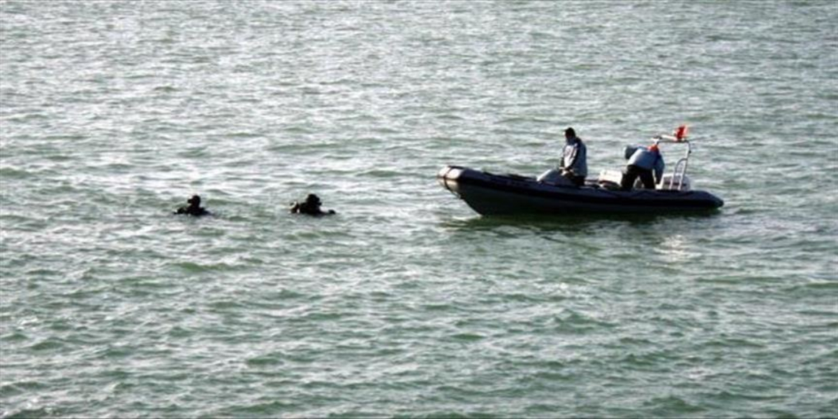 River Indus boat capsized
