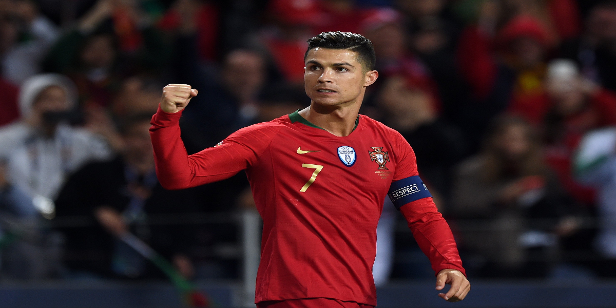 Cristiano Ronaldo scored goals as Portugal defeated Israel 4-0