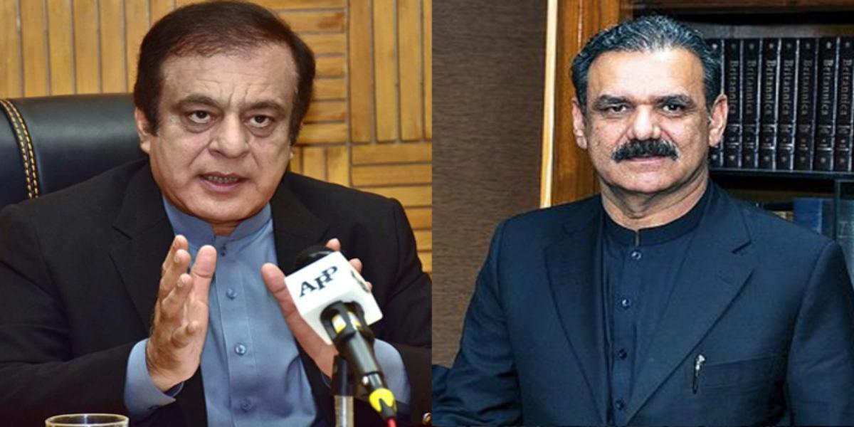 Asim Bajwa assets Shibli Faraz