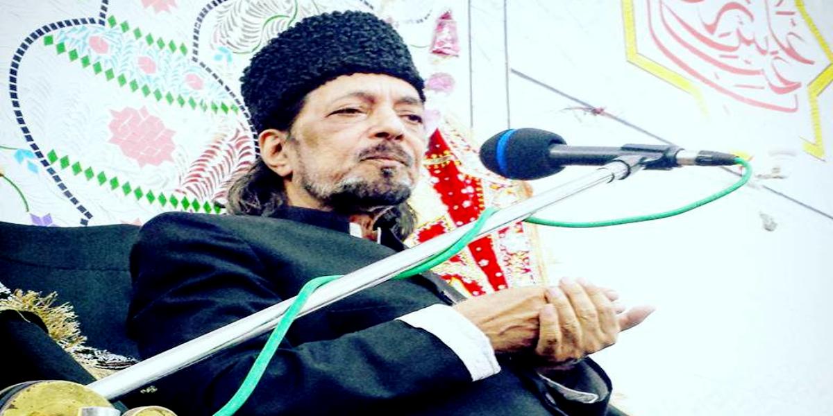 Syed Allama Zameer Akhtar Naqvi