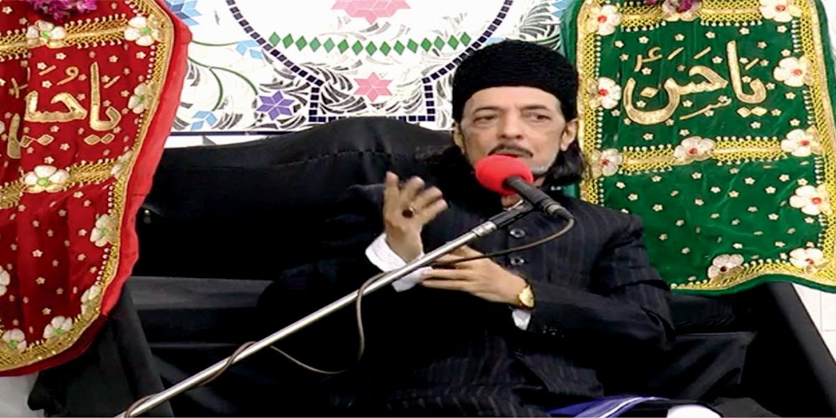 Syed Zameer Akhtar Naqvi