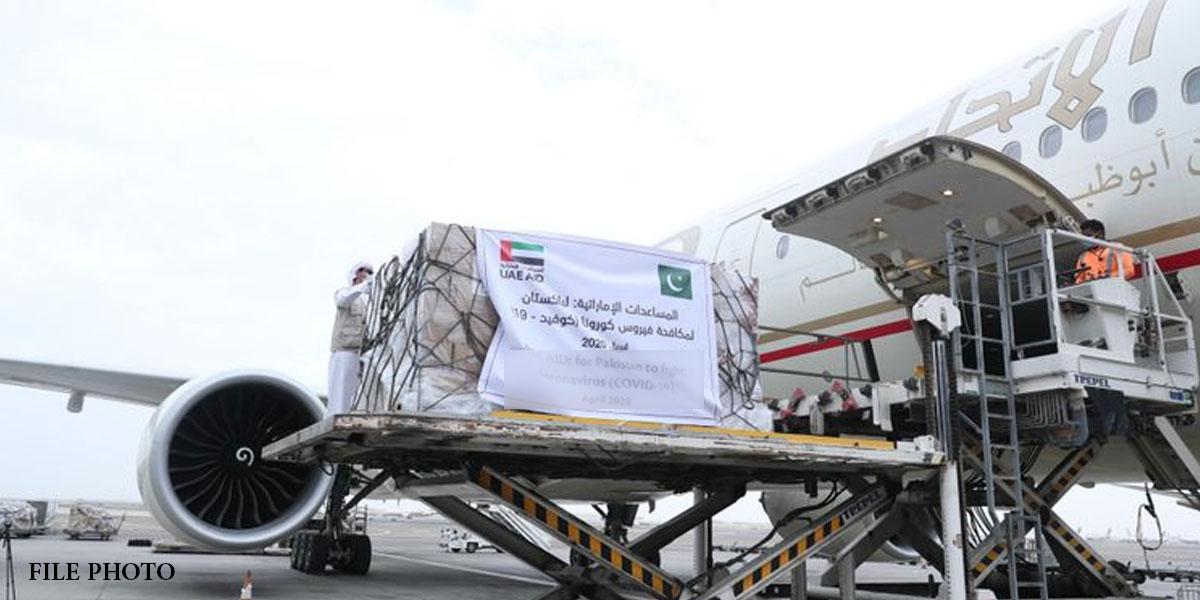 UAE's Khalifa Foundation sends $1million of urgent relief to Pakistan