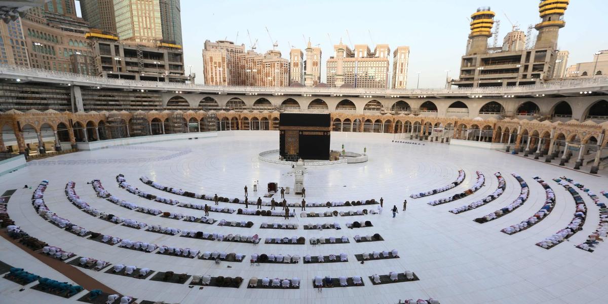 Umrah pilgrimage