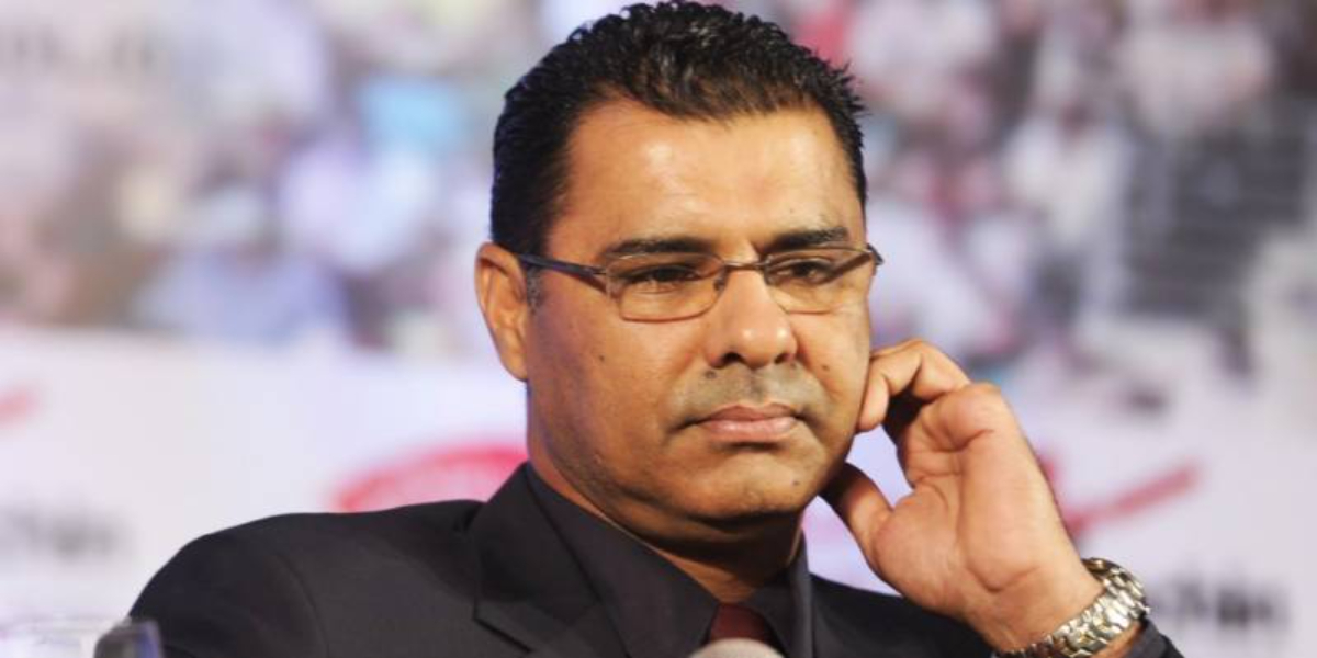 Waqar younis father passed away