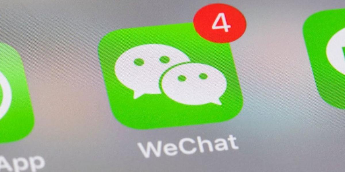 WeChat ban