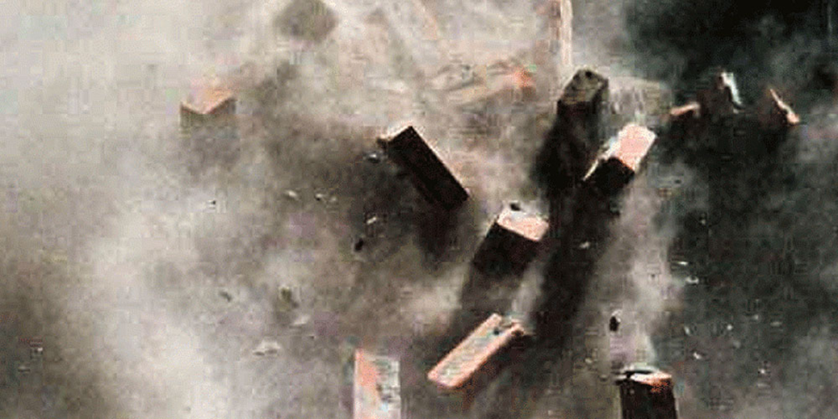 Lyari building collapse