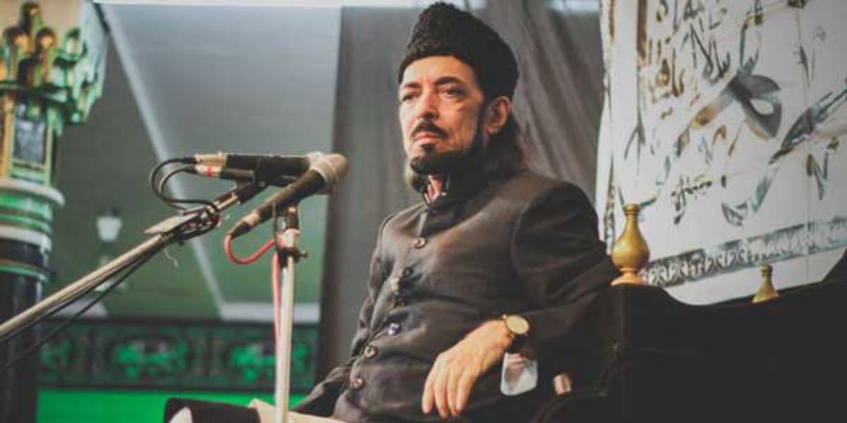 Allama Zameer Akhtar Naqvi's Soyyum held in Ancholi, Karachi