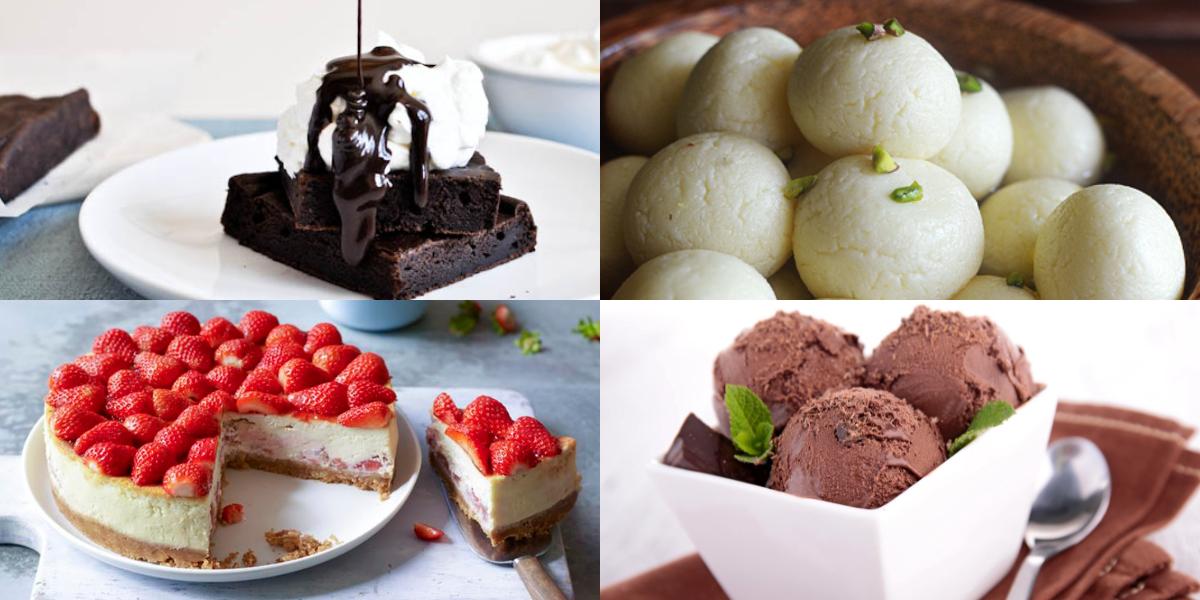 Desserts according to Zodiac signs