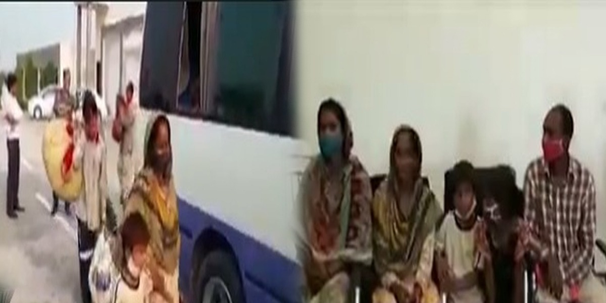 Hindu family who migrated to India, returns to Pakistan