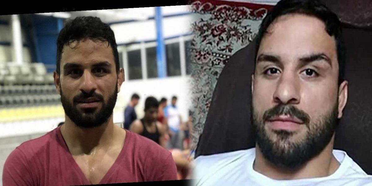 Iran hangs Wrestler Navid Afkari For Killing Security Guard
