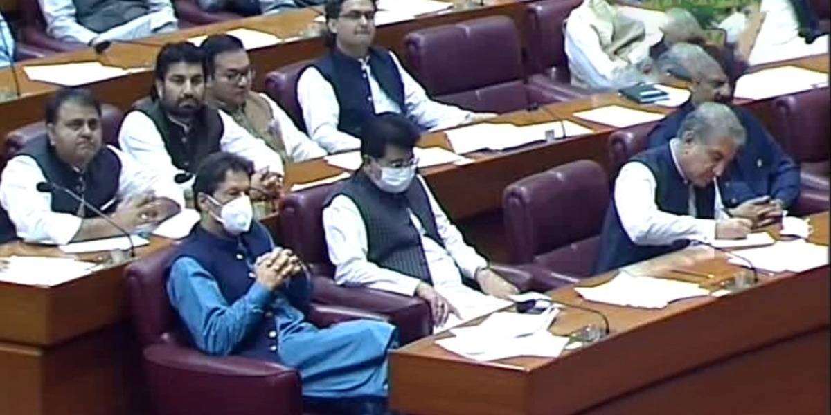 FATF Related Bills Passed in Joint Session Amid Opposition's Pretest