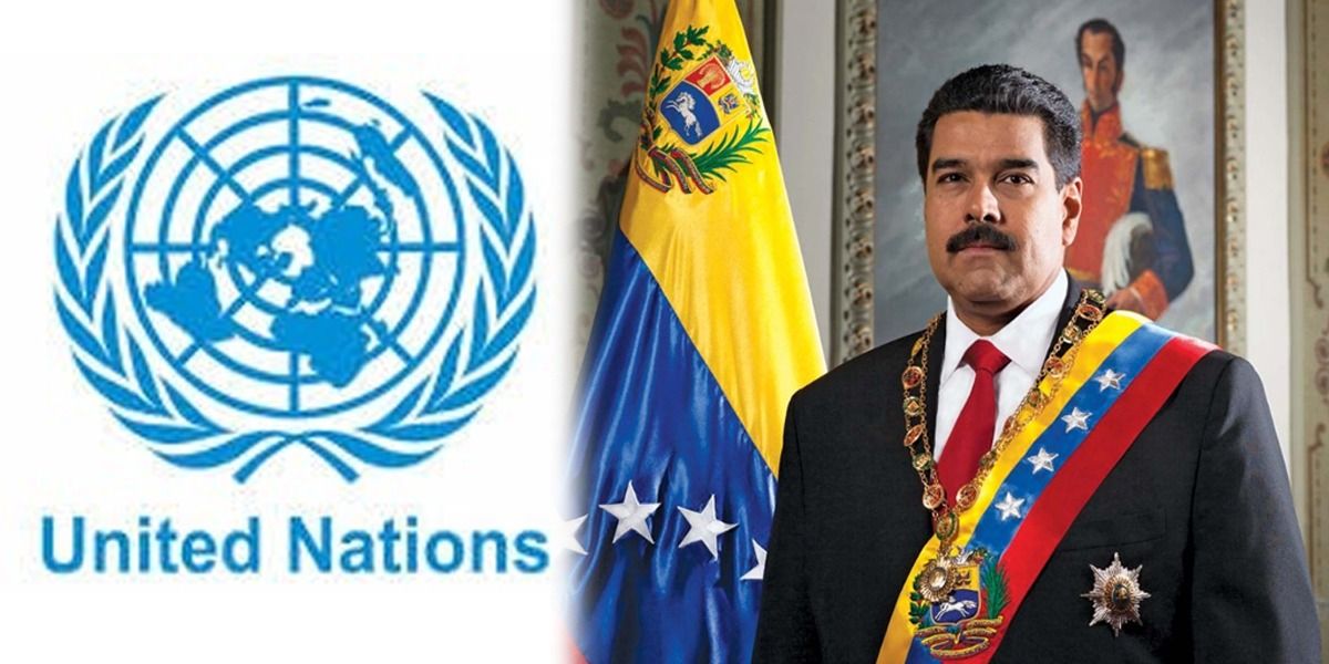 UN accuses Venezuelan President of Committing 'Crimes against Humanity'