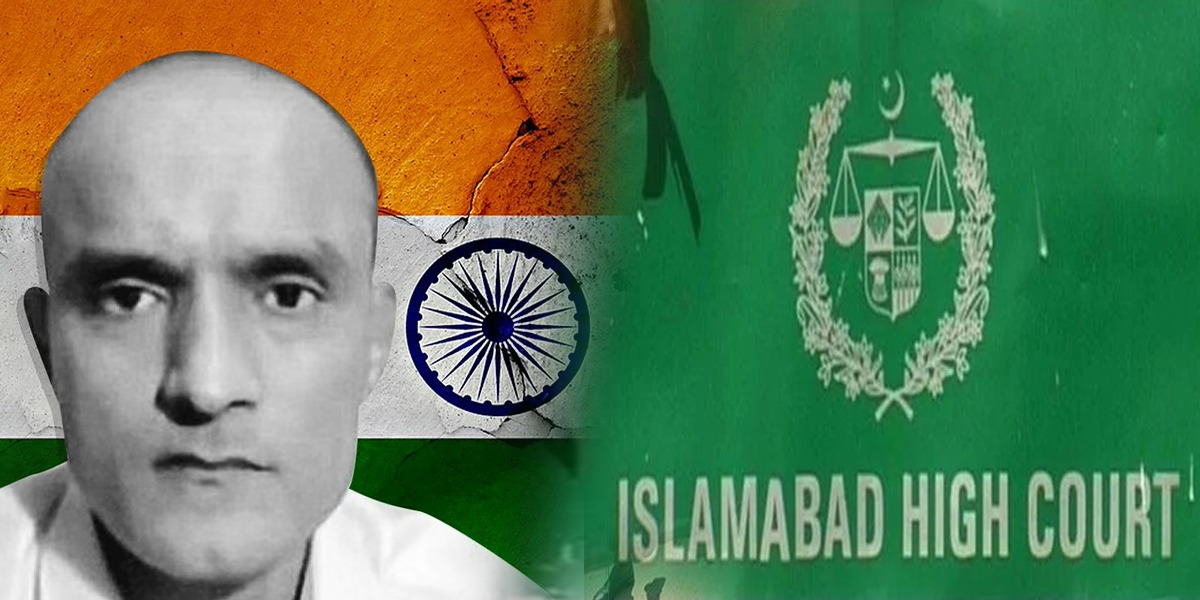 IHC orders to give India another chance to appoint lawyer for Kulbhushan Jhadav