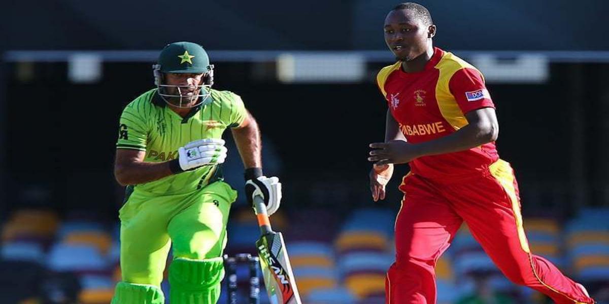 Zimbabwe Cricket Board Confirms Pakistan Tour Next Month
