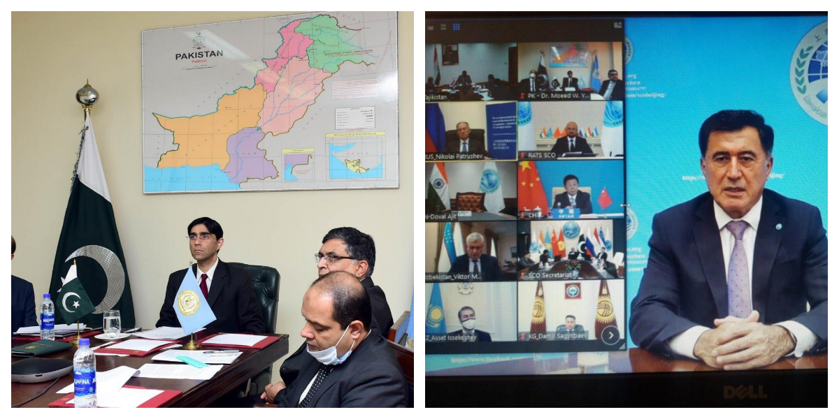 India's Protest In SCO NSA meeting over Pakistan's New Map Overruled