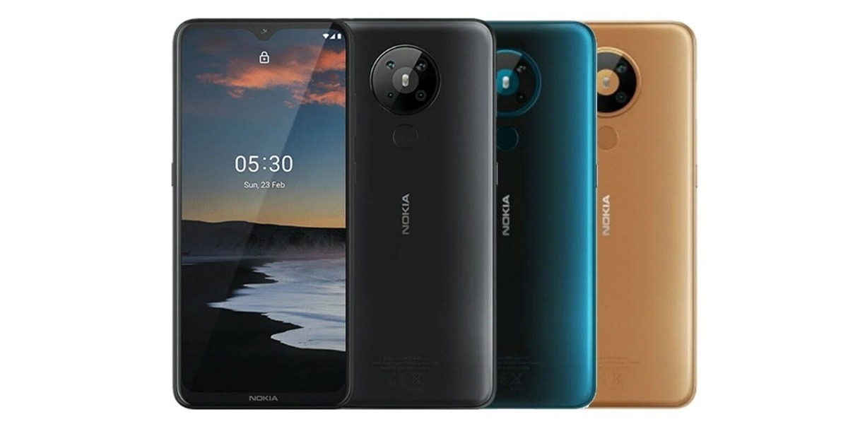 Nokia 5.3 Smartphone now available in Pakistan