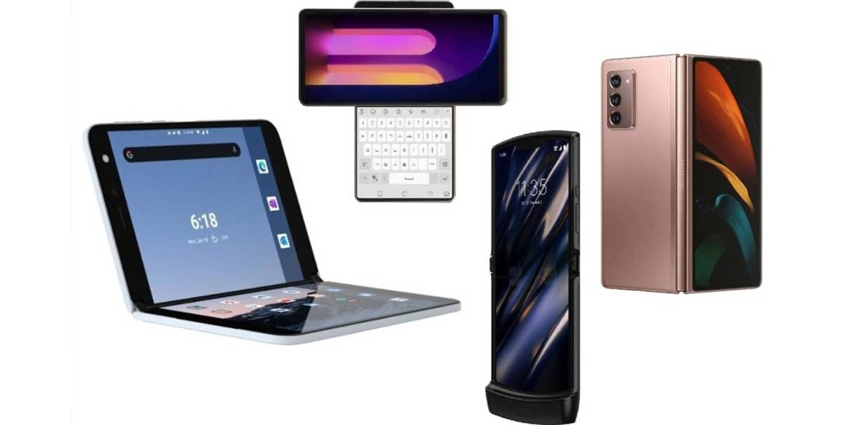 LG To Launch Uniquely Designed Dual Screen Wing Smartphones
