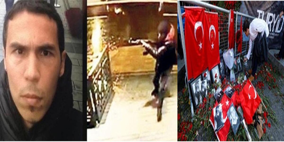 Istanbul nightclub attacker gets 40-plus life Sentence