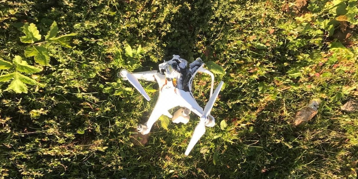 Pak Army Shoots Down Indian spying quadcopter along LOC