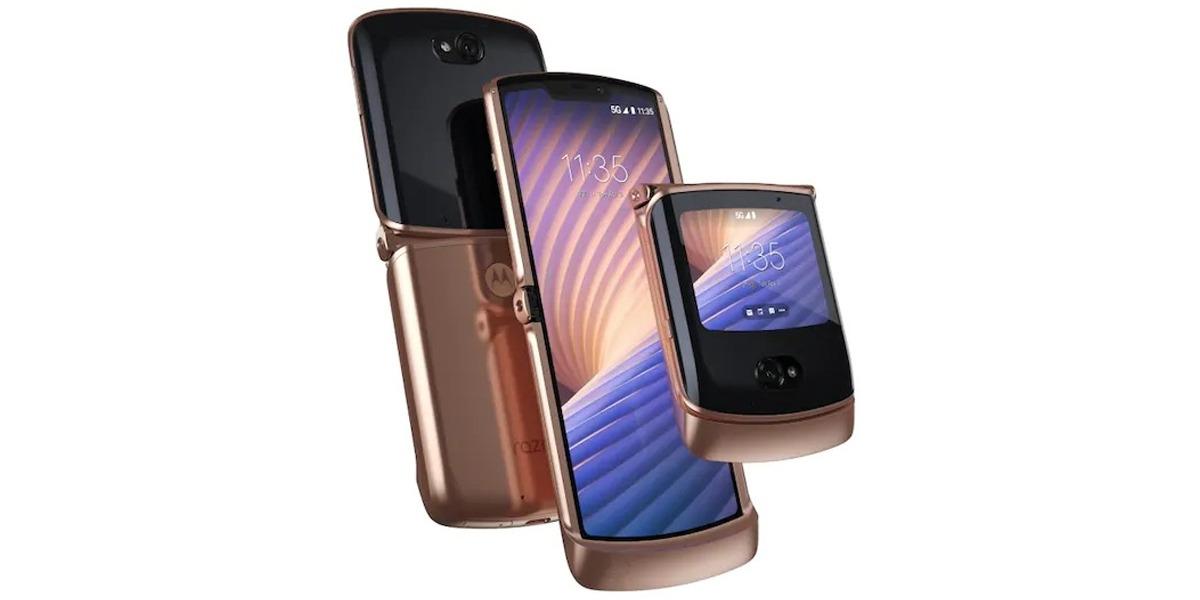 Motorola Introduces New Razr 5G Foldable Phone