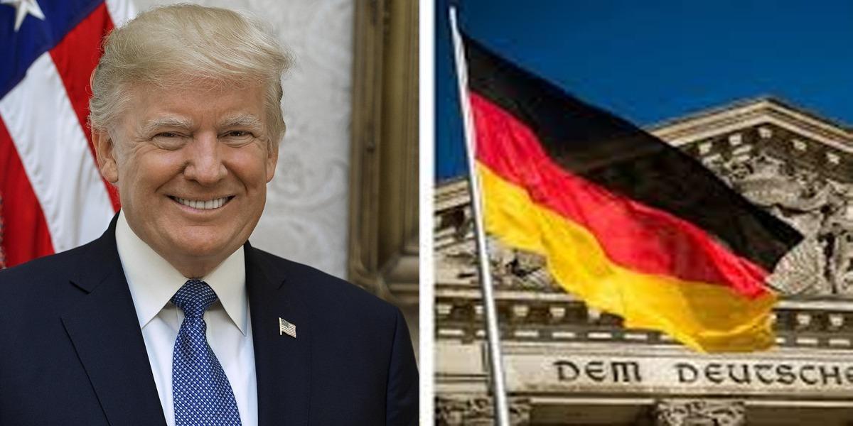 'German citizens more afraid of Trump than COVID-19'