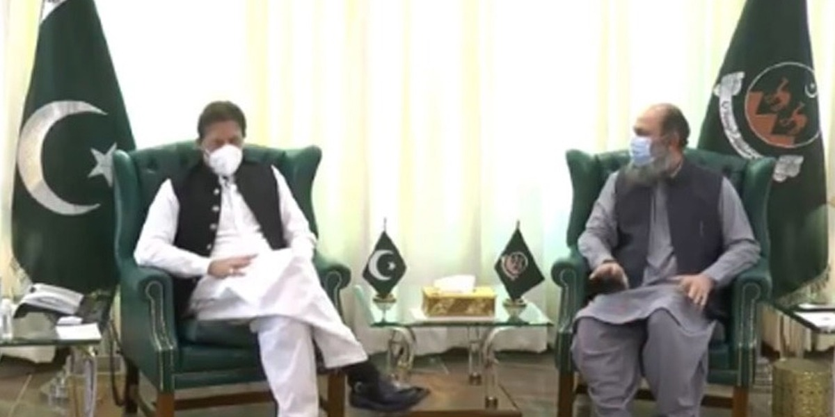Federal To Extend Full Cooperation To Balochistan Government