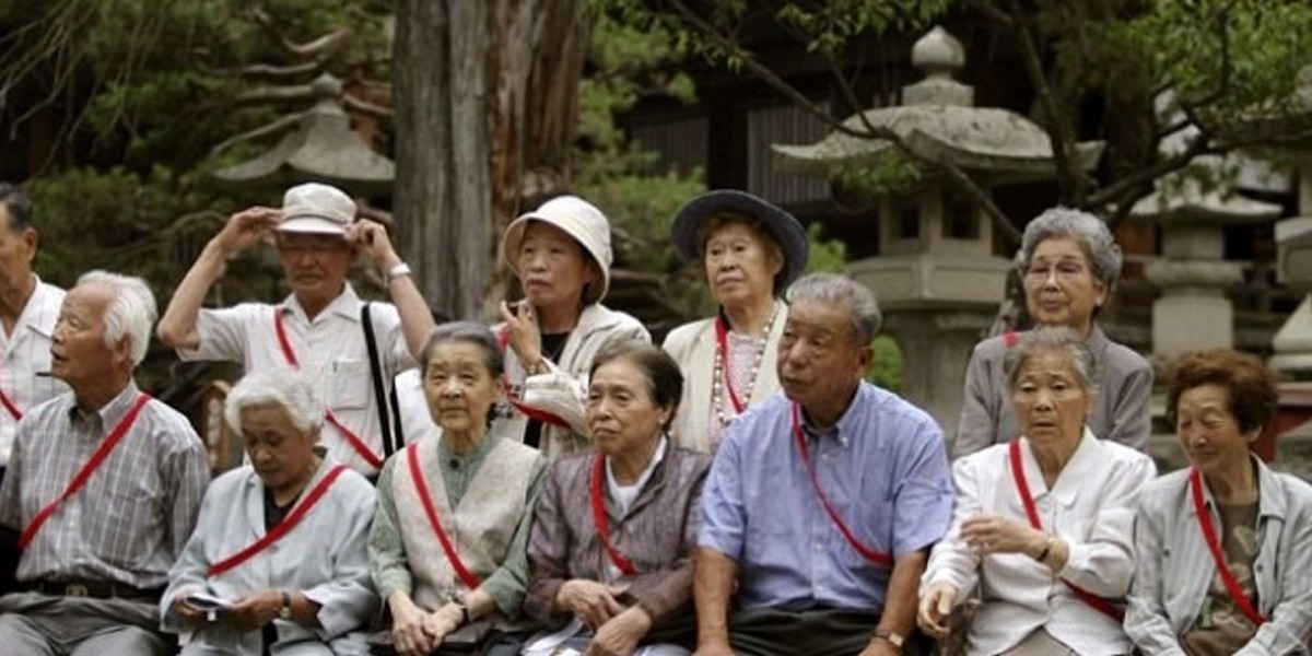 Number Of Centenarians In Japan Rises To More Than 80,000