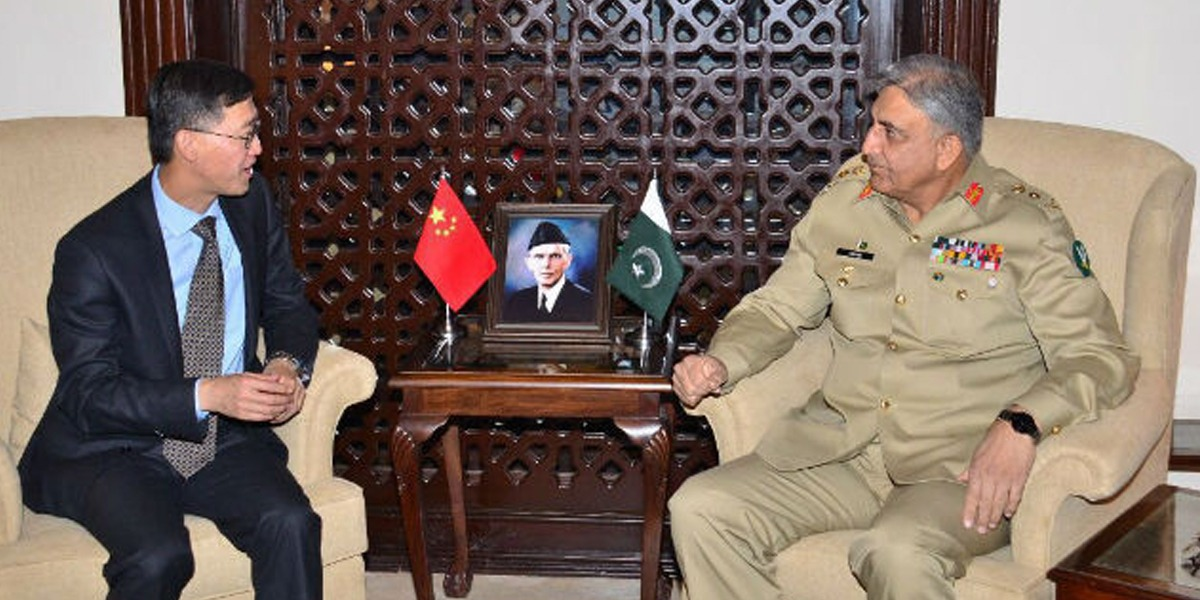 COAS Hosts Farewell Dinner in Honour of the Chinese Ambassador
