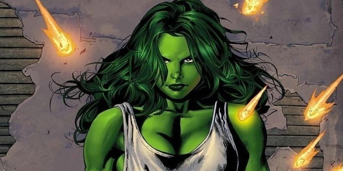 Hulk's cousin She-Hulk ready to appear on screen