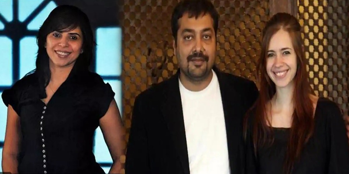Anurag Kashyap's Ex-Wives Slam Payal Ghosh's Sexual Assault Claims