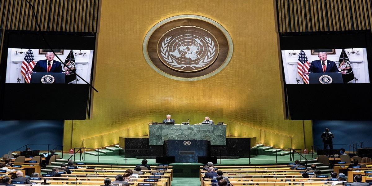 UN Must Hold China Accountable For Coronavirus Pandemic: Trump