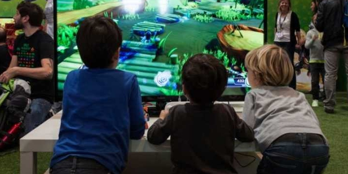 Playing Video Games In Childhood Can Boost Memory, Research Claims