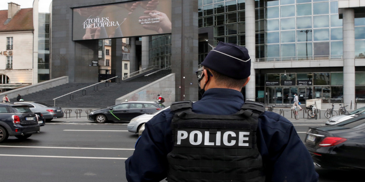 Knife Attack Accused Near Charlie Hebdo Offices Charged With Terrorism